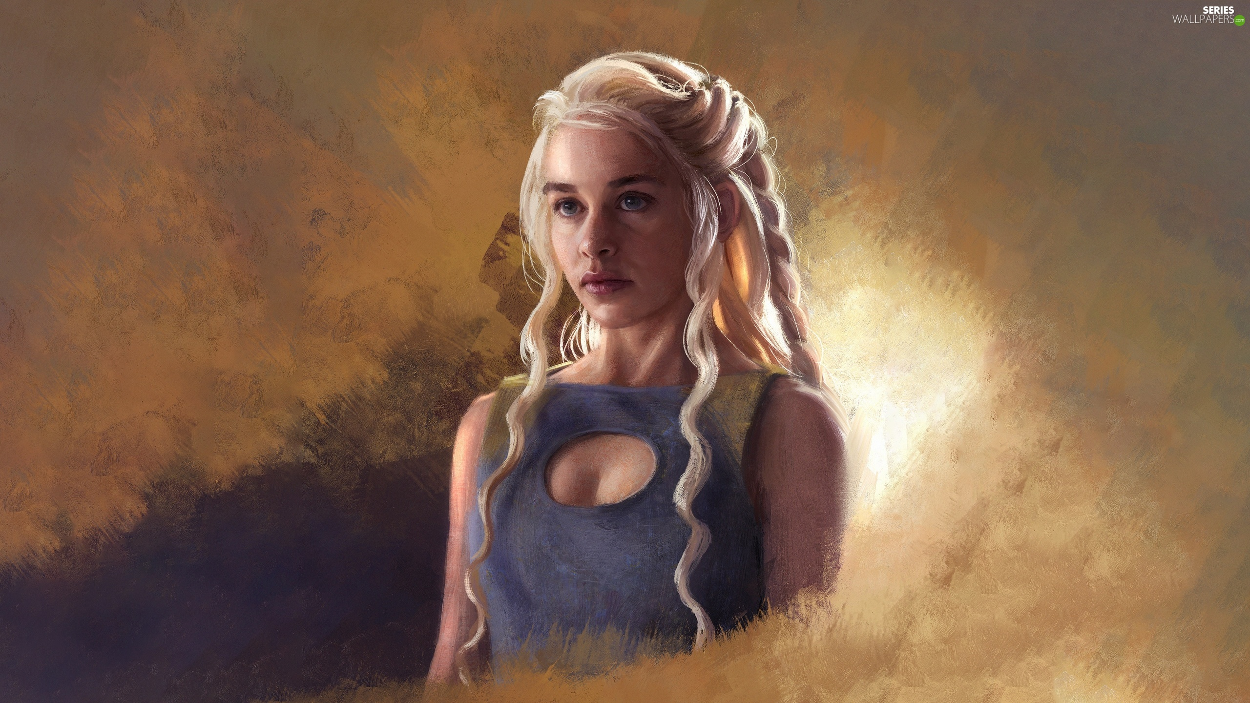 Game Of Thrones, series, actress, Emilia Clarke, Daenerys Targaryen, Game of Thrones