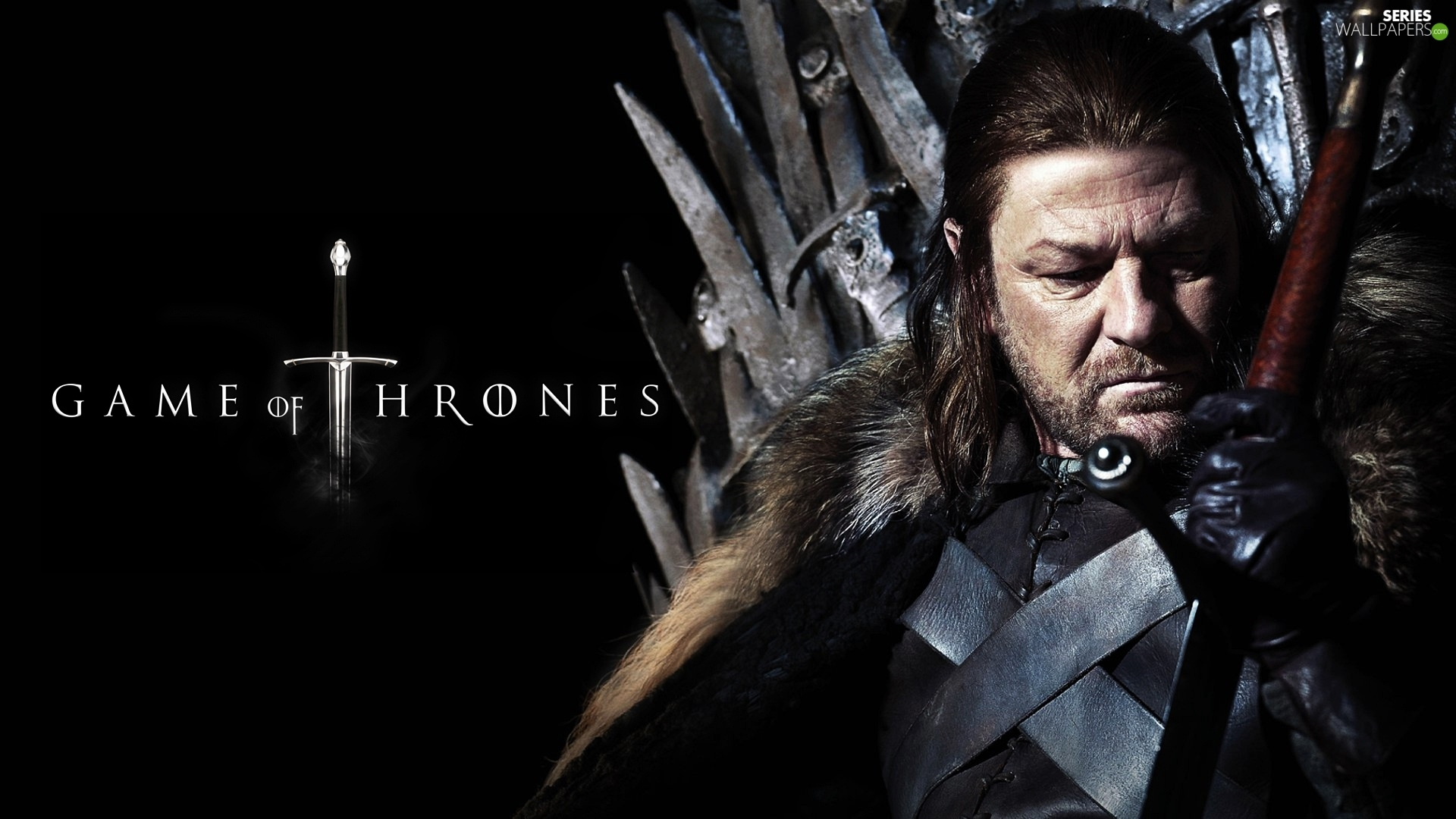 Eddard Stark, Sean Bean, Game of Thrones, Game Of Thrones, series